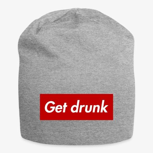 Get drunk - Jersey-Beanie