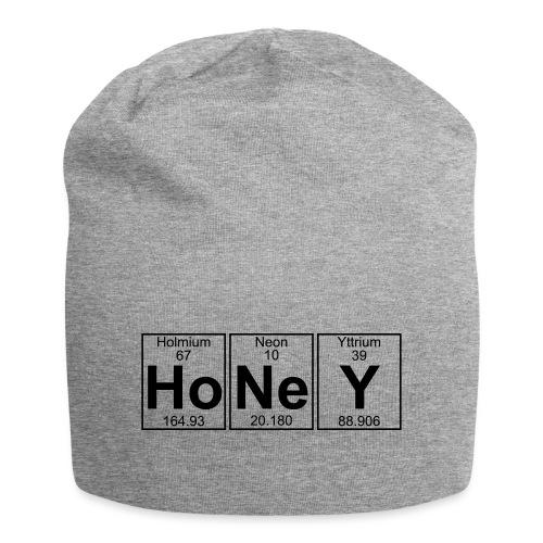 Ho-Ne-Y (honey) - Full - Jersey Beanie