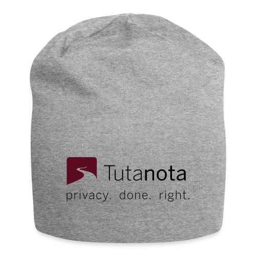 Tutanota - Privacy. Done. Right. - Jersey-Beanie