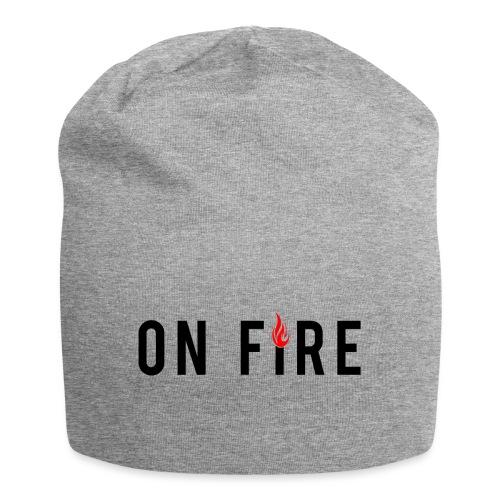 on fire - Jersey-Beanie