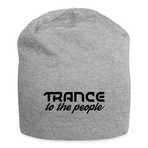 Trance to the People Sort Logo - Jersey-Beanie