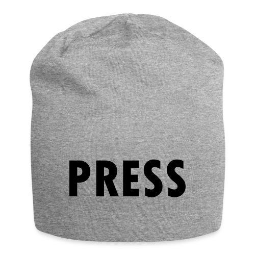 press - Jersey-Beanie