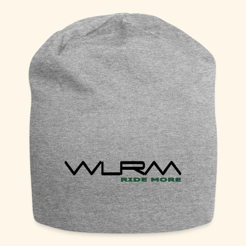WLRM Schriftzug black png - Jersey-Beanie