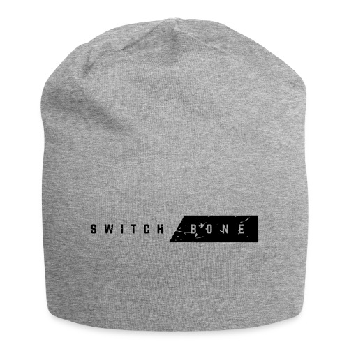 Switchbone_black - Jersey-Beanie