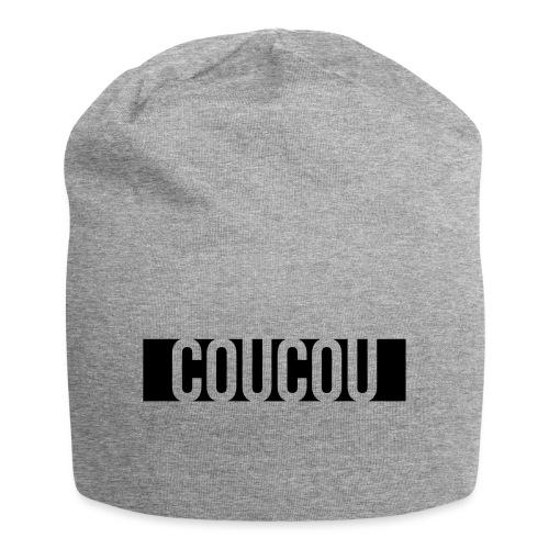 Coucou [1] Black - Bonnet en jersey