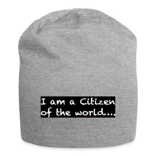 I am a citizen of the world - Jerseymössa