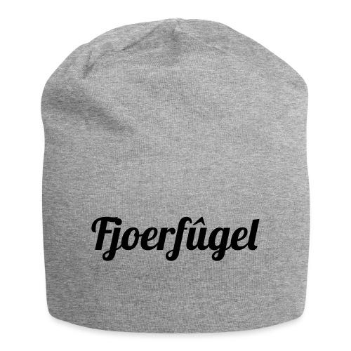 fjoerfugel - Jersey-Beanie