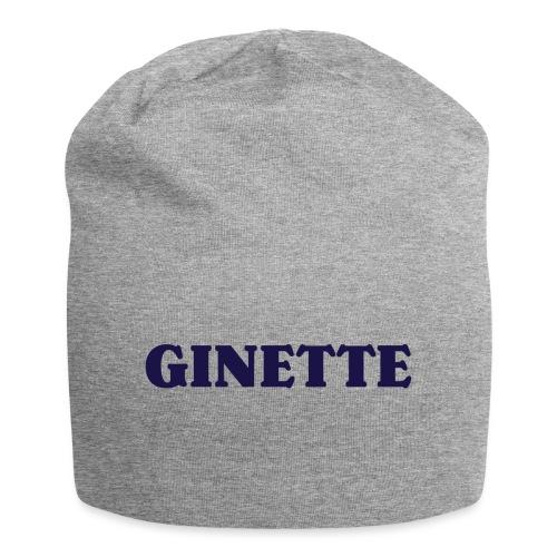 Ginette, simple, efficace - Bonnet en jersey