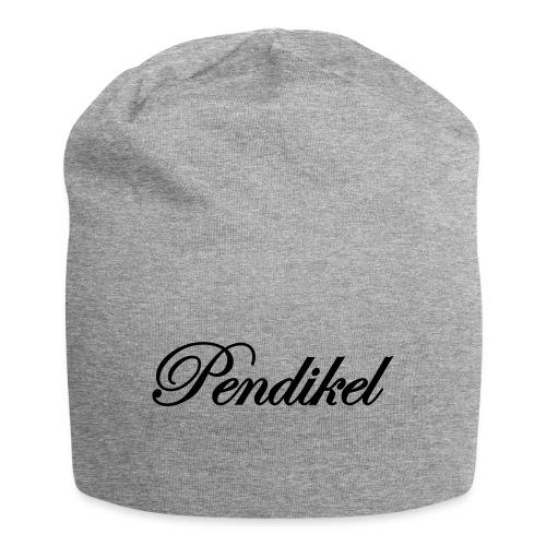 Pendikel Schriftzug (offiziell) Buttons & - Jersey-Beanie