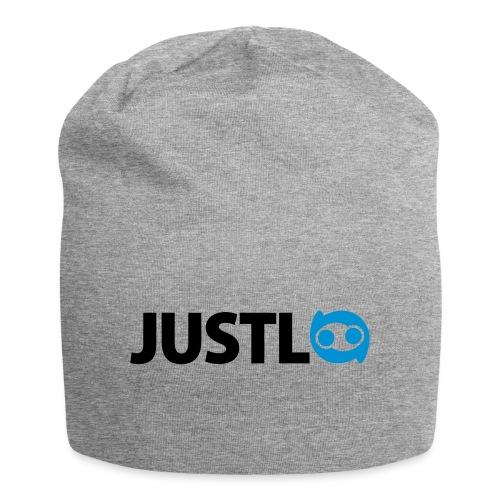 Justlo Logo - Jersey-Beanie