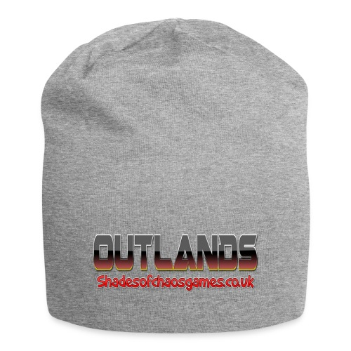 OUTLANDSRED png - Jersey Beanie