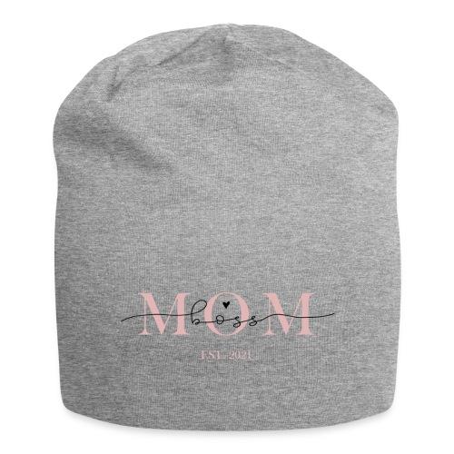 Mom Boss Design 2021 - Jersey-Beanie