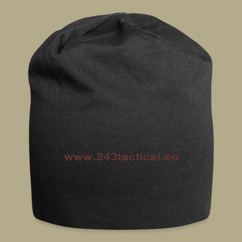 .243 Tactical Website - Jersey-Beanie