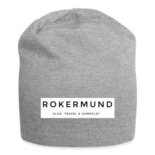 Rokermund - Beanie in jersey