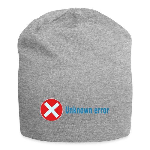 Unkown Error - Jersey-pipo