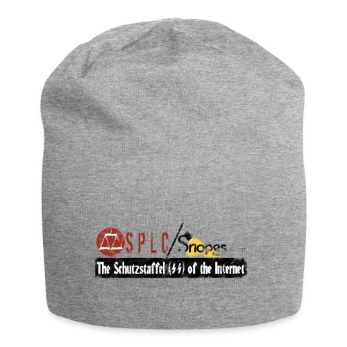 SPLC and SNOPES Schutzstaffel OF THE INTERNET - Jersey Beanie