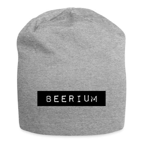 BEERIUM logo svart - Jerseymössa
