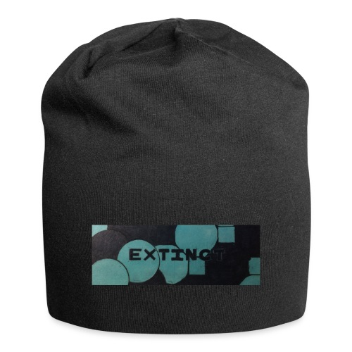 Extinct box logo - Jersey Beanie
