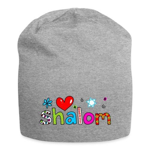 Shalom II - Jersey-Beanie