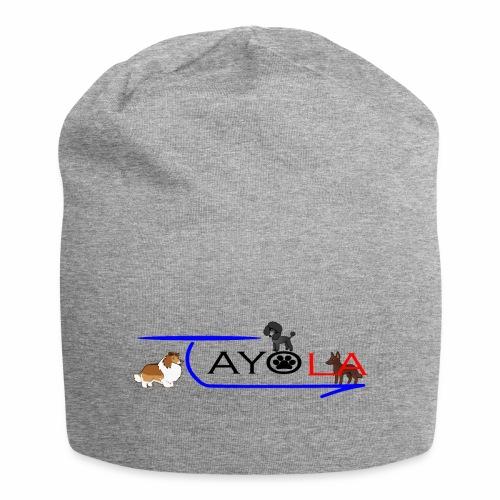 Tayola Black - Bonnet en jersey