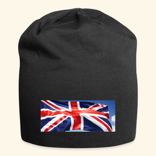 UK flag - Jersey Beanie