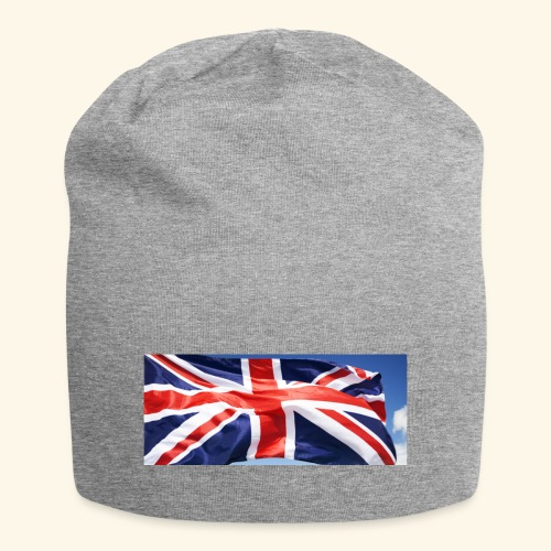 UK flag - Jersey Beanie