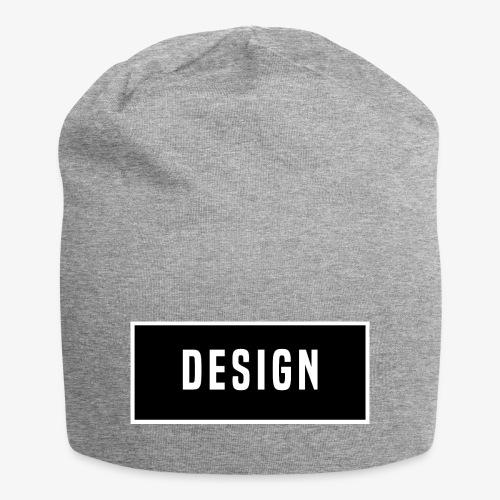 design logo - Jersey-Beanie