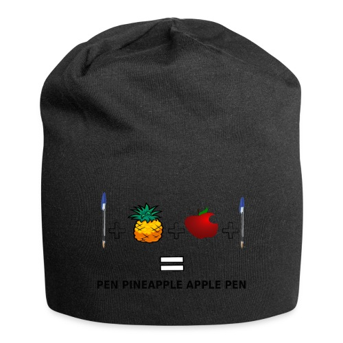 PINEAPPLE APPLE PEN - Beanie in jersey