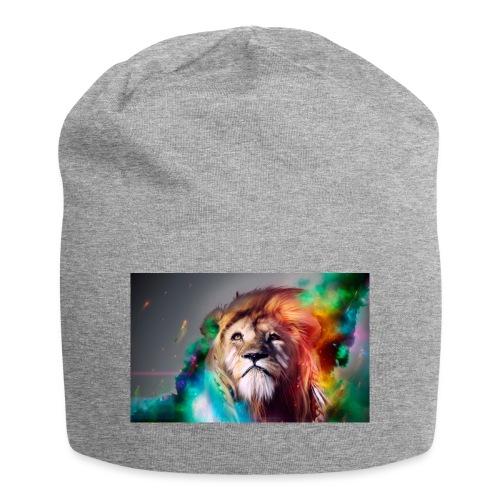 hero lion - Bonnet en jersey