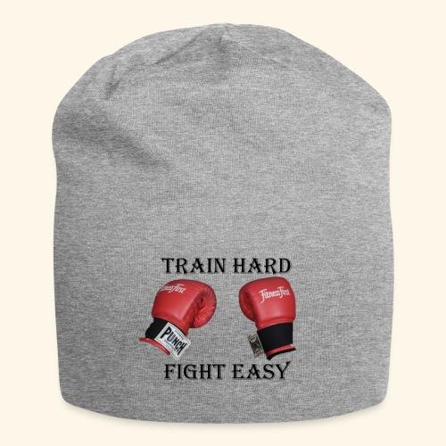 Kampfsport Training Boxen - Jersey-Beanie