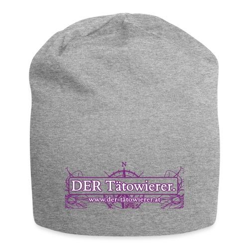 DER Taetowierer Logowear - Jersey-Beanie