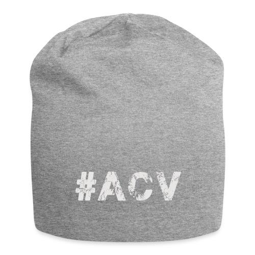 #ACV Logo grau - Jersey-Beanie