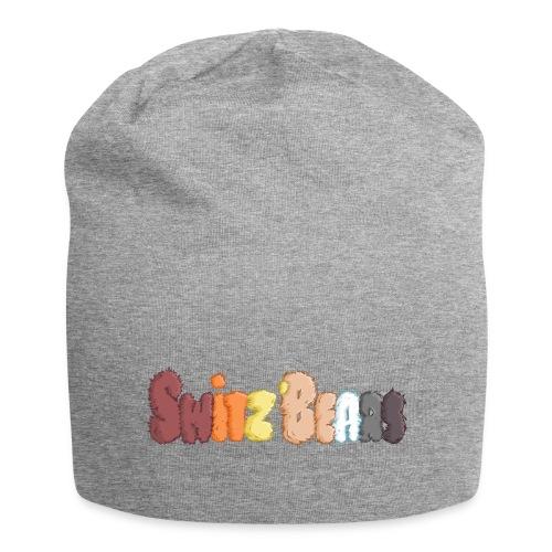 Switz'Bears logo lettre poilue - Bonnet en jersey