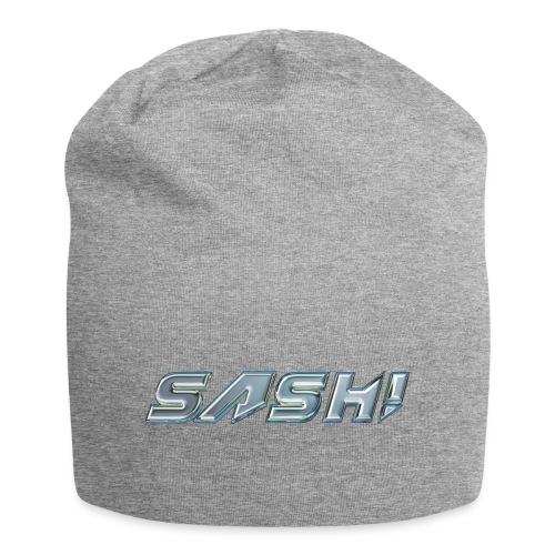 SASH! Logo 2 - Jersey Beanie