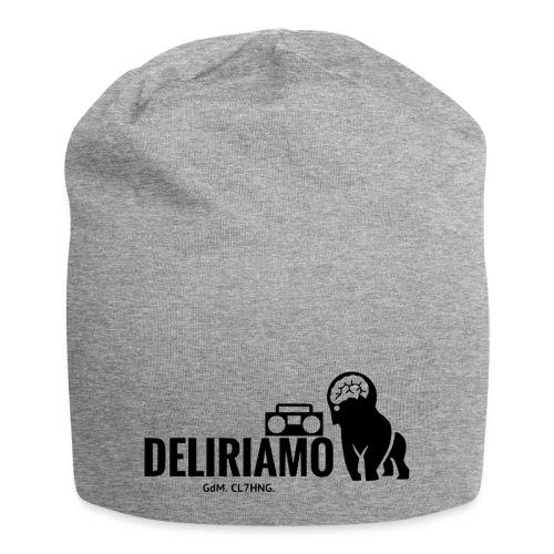 DELIRIAMO CLOTHING (GdM01) - Beanie in jersey