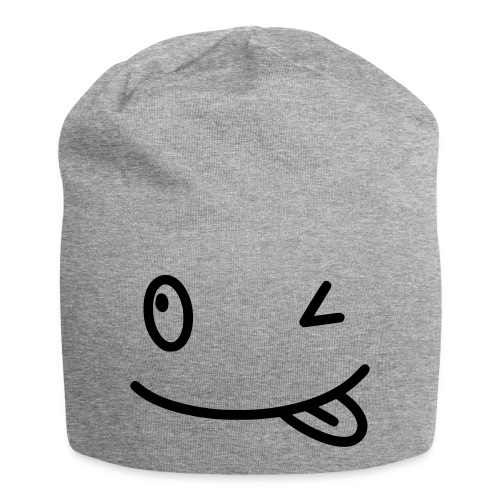 Smiley shirt - Beanie in jersey