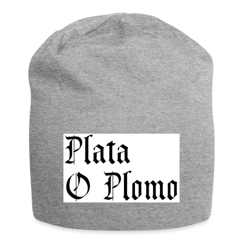 Plata o plomo - Bonnet en jersey
