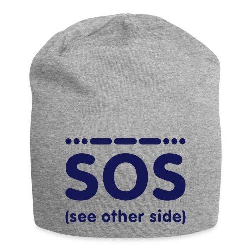 SOS - Jersey-Beanie