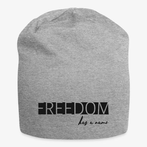 Freedom has a name - Jerseymössa