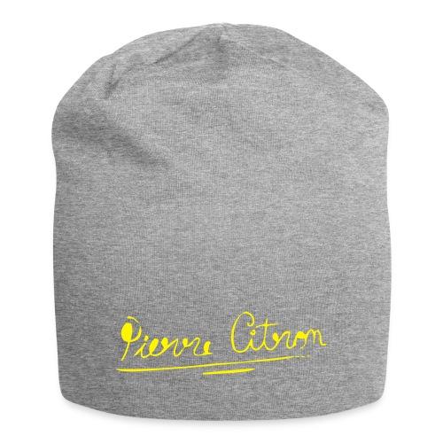 pierrecitron logo - Jersey-Beanie