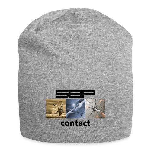 T-shirt Contact 123 white - Jersey Beanie
