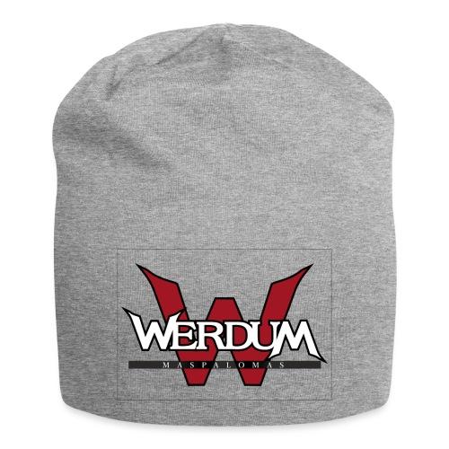 Werdum Maspalomas - Gorro holgado de tela de jersey