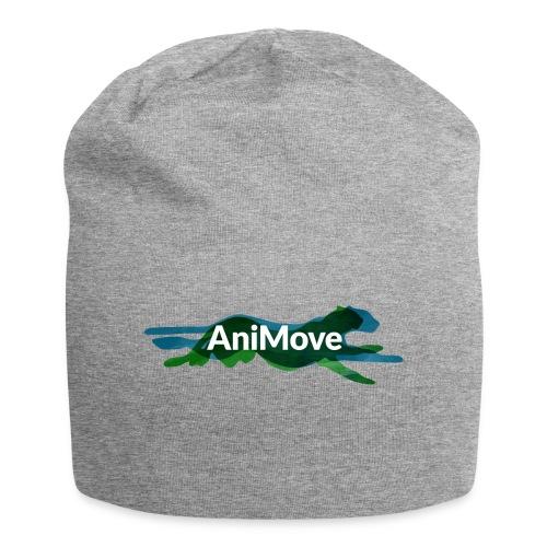 AniMove org logo trans - Jersey Beanie
