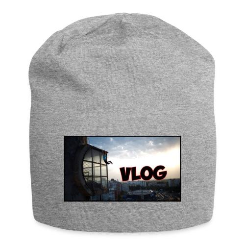 Vlog - Jersey Beanie