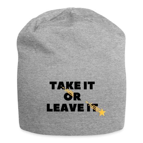 Take It Or Leave It - Bonnet en jersey