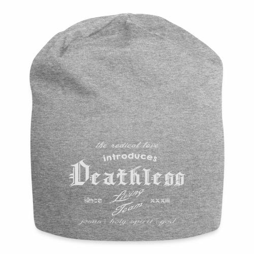deathless living team grau - Jersey-Beanie
