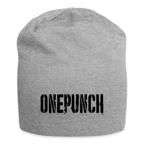 Boxing Boxing Martial Arts mma tshirt one punch - Jersey Beanie