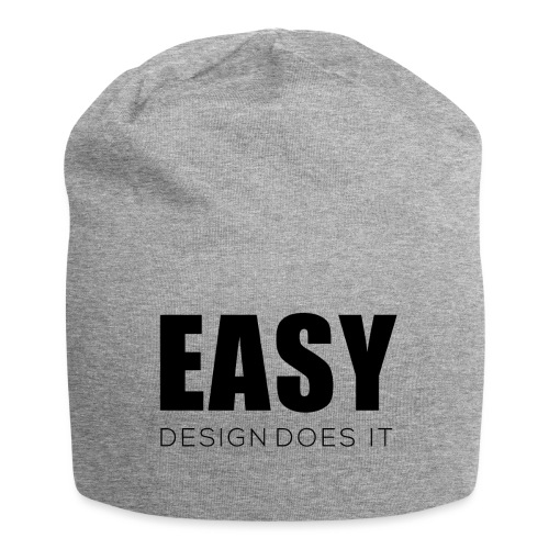 Easy Design Does it - Erfolgshirts - Jersey-Beanie