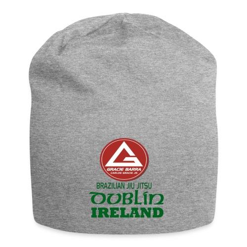 Gracie Barra Dublin Gaelic Celtic Font PNG - Jersey Beanie