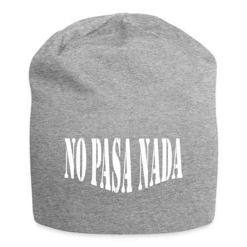 scritta per maglione png BIANCO - Beanie in jersey